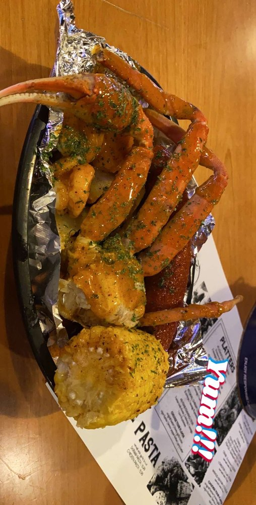 Krab Kingz Seafood: 3203 Freedom Blvd, Bryan, TX