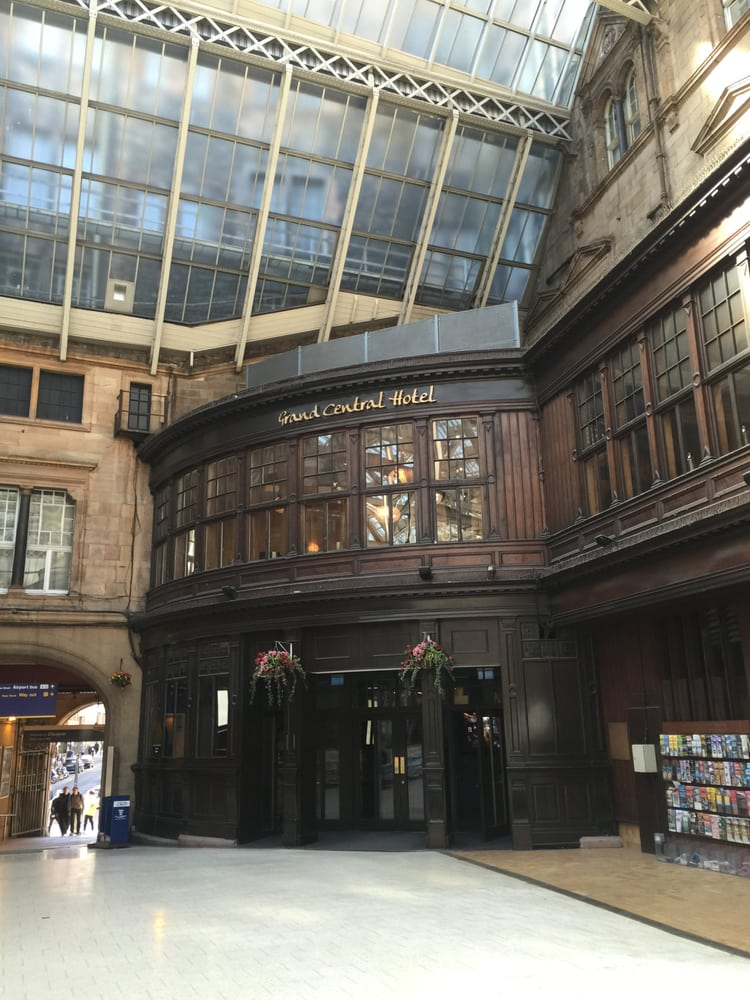 Image result for glasgow central hotel