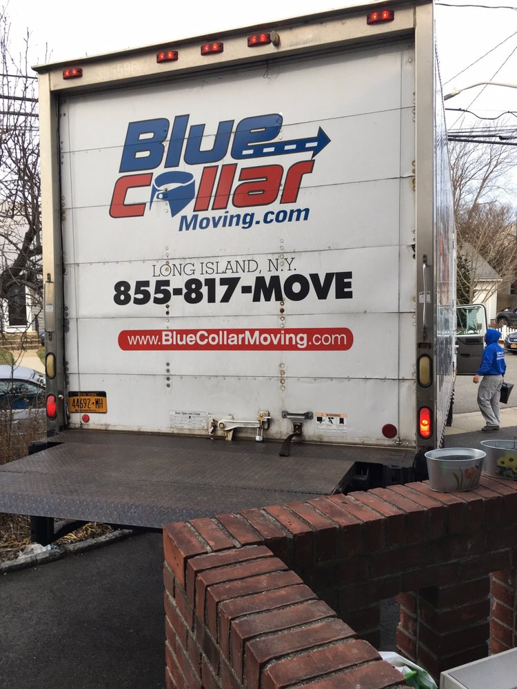 Blue Collar Moving: Farmingville, NY