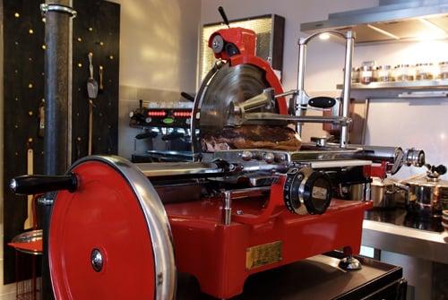 la rolls de la machine trancher le jambon la berkel yelp. Black Bedroom Furniture Sets. Home Design Ideas