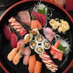 Photo Of Inakaya Watanabe Columbia Sc United States Sushi Dinner For 2