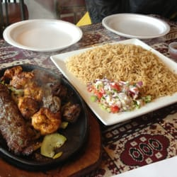Afghan palace afghan 1330 gerrard street toronto on for Afghan cuisine toronto