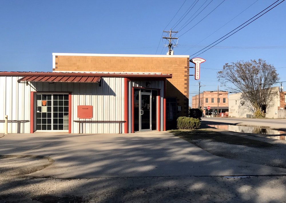 Vogue Cleaners: 110 S 1st St, Krum, TX