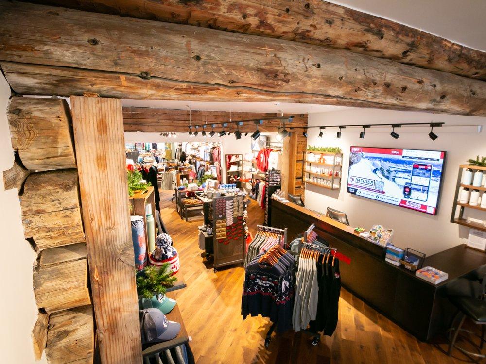 Jackson Hole Resort Store: 50 N Center St, Jackson, WY