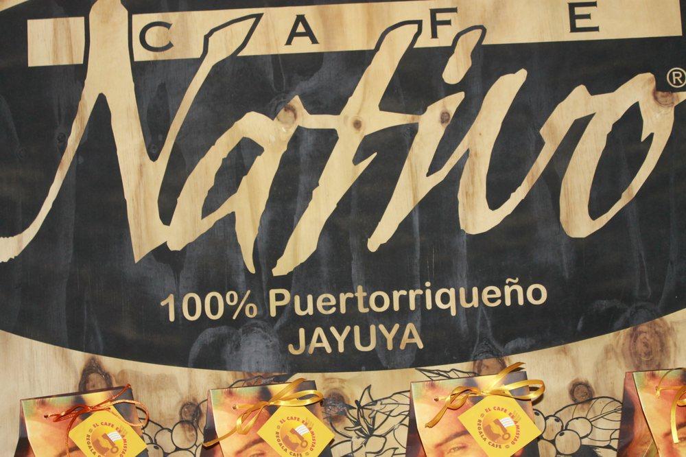 Cafe Nativo: Carr. 140 Km. 6.7, Jayuya, PR