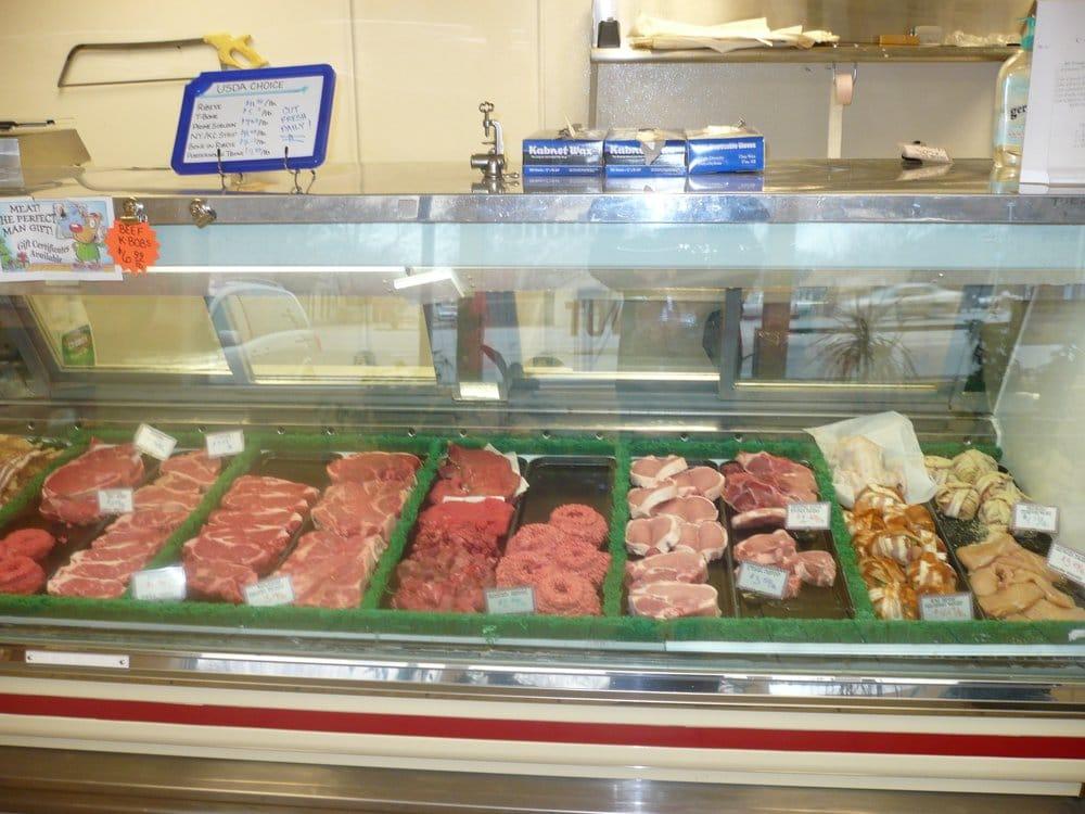 C&J Butcher Shop: 400 S Morgan St, Granbury, TX