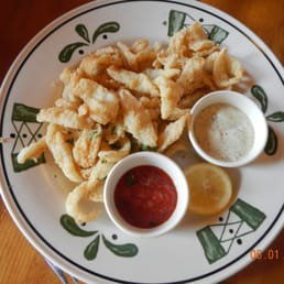 Photo Of Olive Garden Italian Restaurant   Stroudsburg, PA, United States.  Calamari $8.95