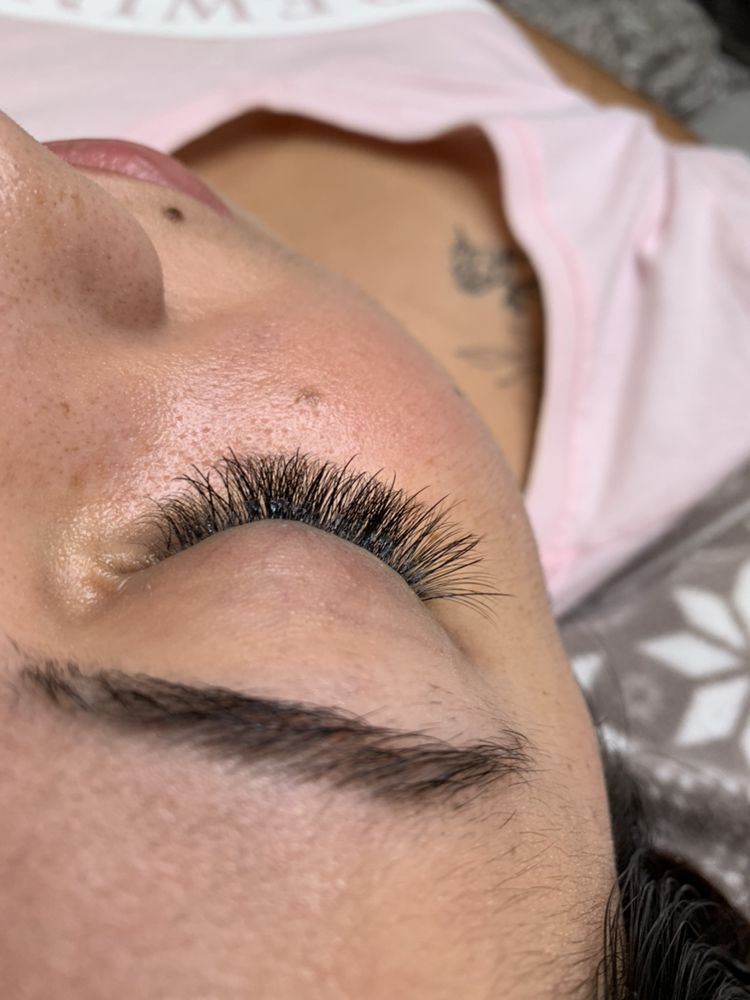 Becky with the good lashes: 170 89th Ave NE, Blaine, MN
