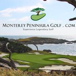 Monterey Peninsula Golf logo