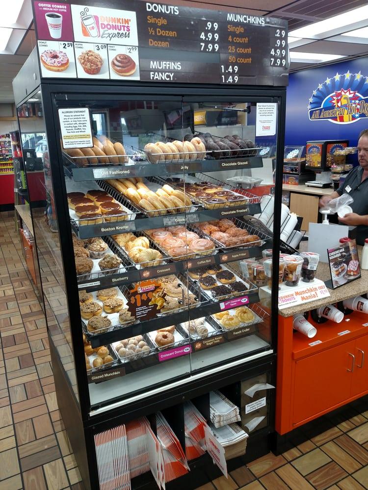 Dunkin': 1014 Mount Olive Rd, Toms Brook, VA