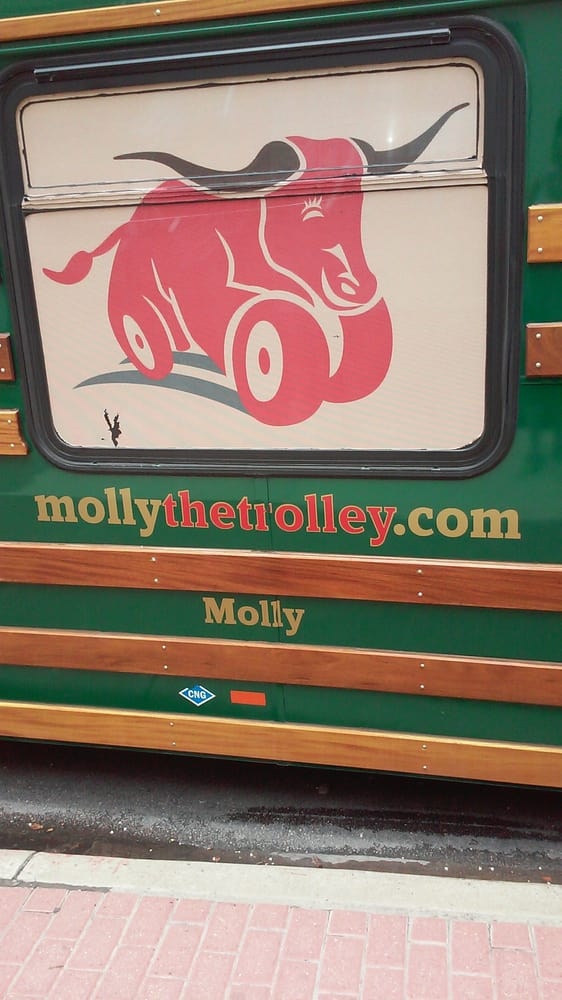 Molly the Trolley