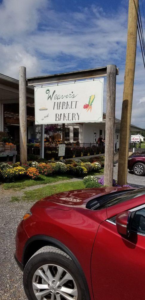 Weaver's Market & Bakery: 8160 S Susquehanna Trl, Port Trevorton, PA