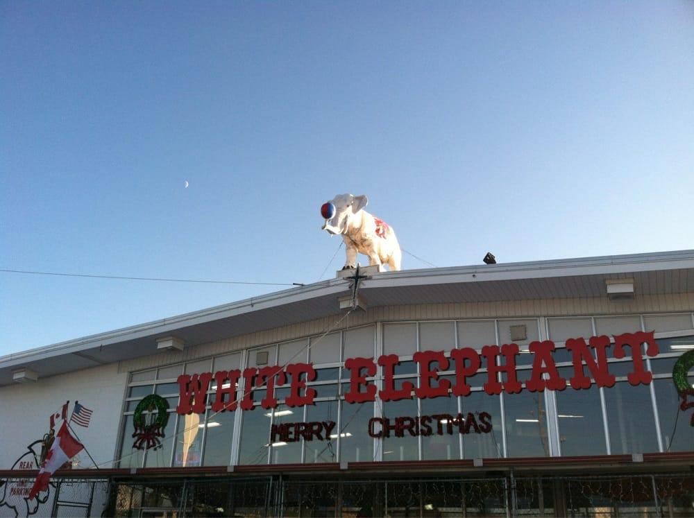 White Elephant Surplus Stores: 12614 E Sprague Ave, Spokane Valley, WA