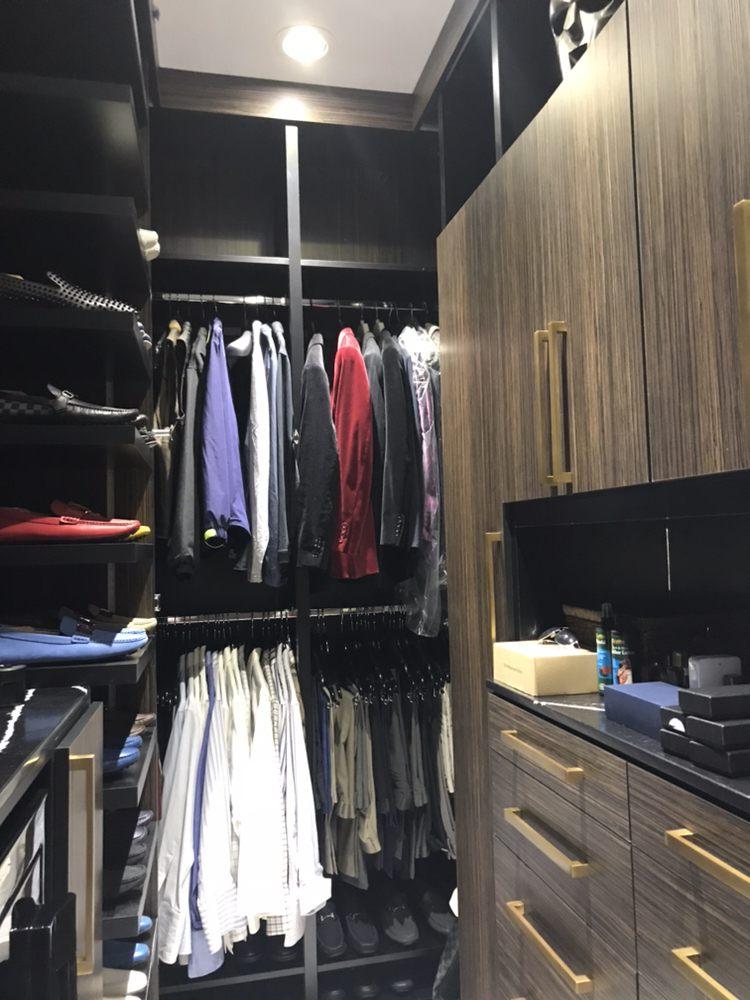 Closets of Houston