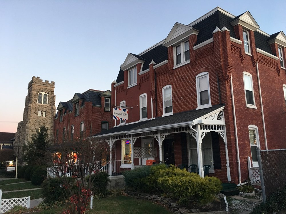 Fine Linez Barbershop: 704 Penn Ave, West Reading, PA