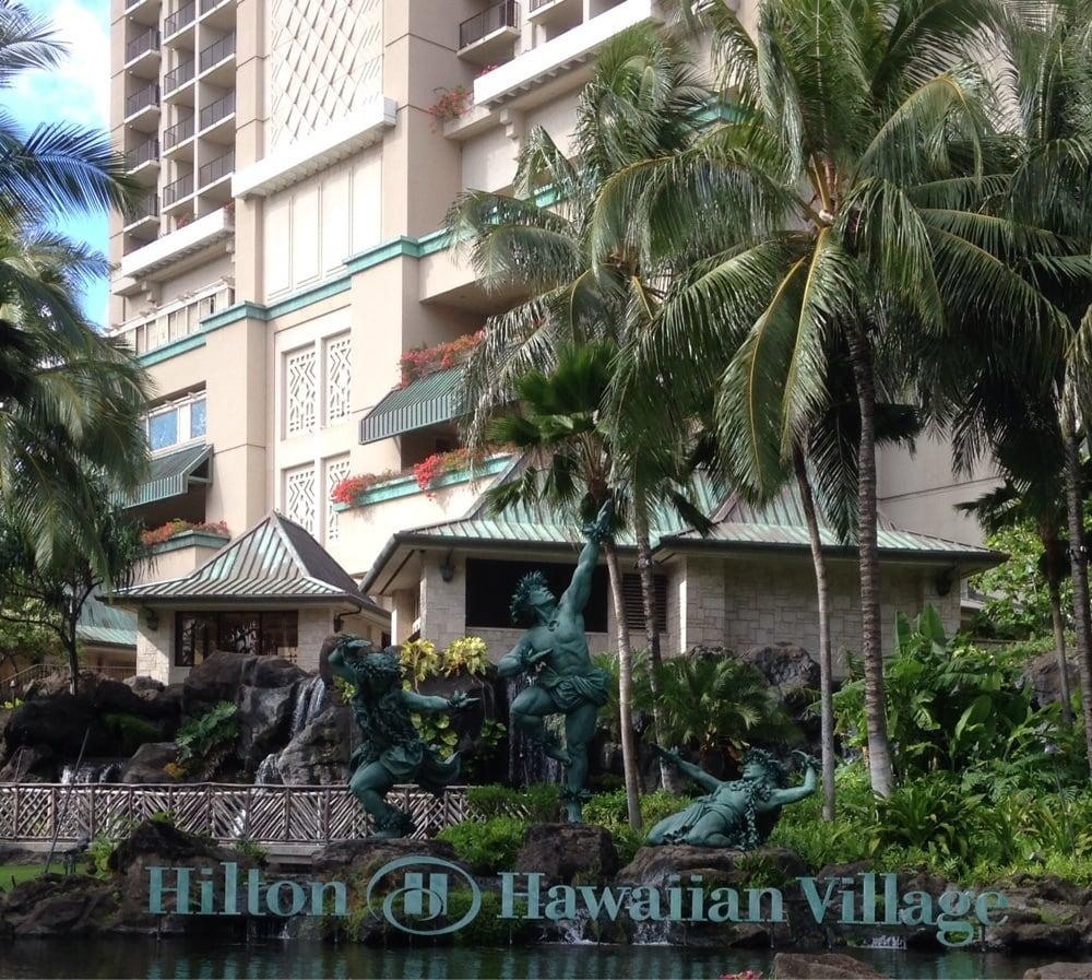 Hilton Hawaiian Village Waikiki Beach Photo Gallery: Corner Of Kalia Street & Ala Moana Blvd. (9/9/14)