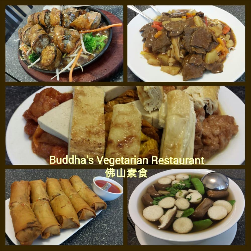 Buddha's Vegetarian Foods: 666 Dundas Street W, Toronto, ON