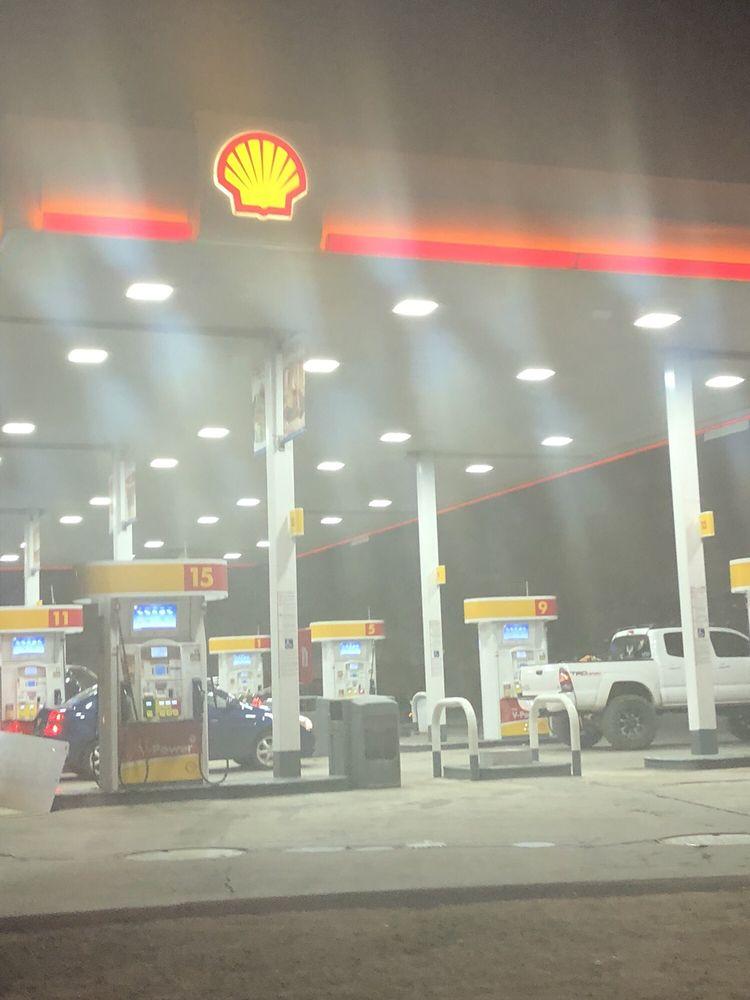 Shell Gas Station - Daily's Store: 205 Main St, Jasper, TN