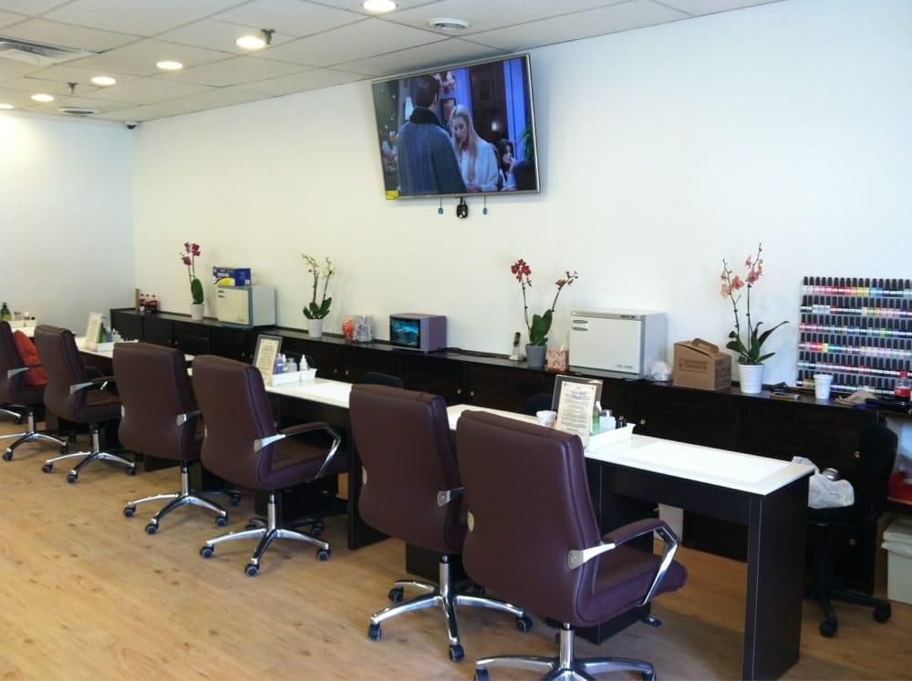 Nobby nail spa 32 photos 28 reviews nail salons - Burlington nail salons ...
