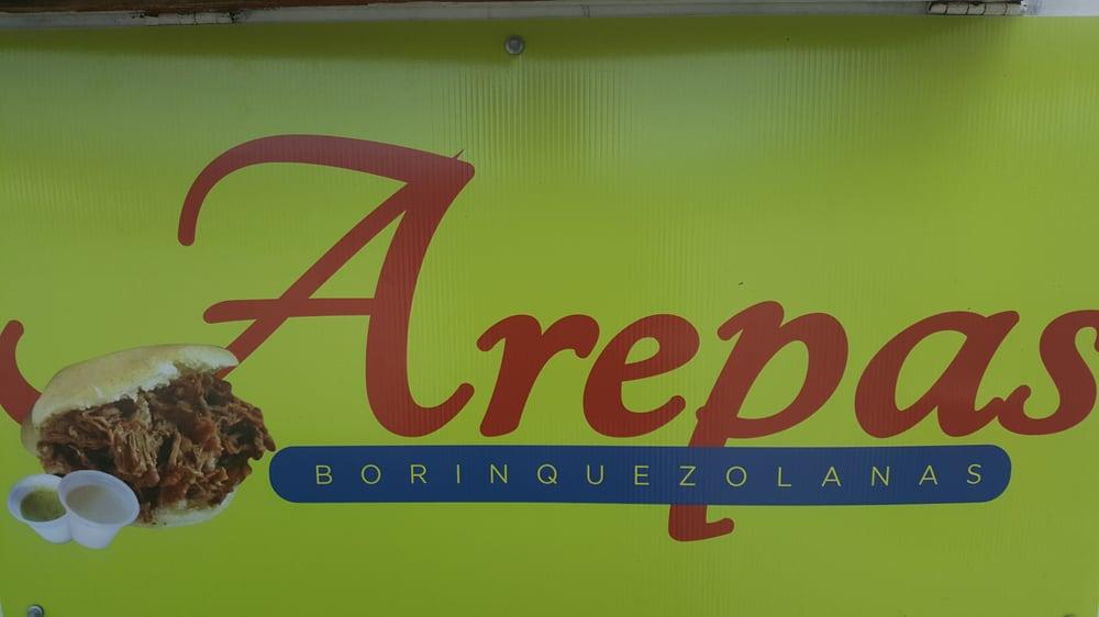 Arepas Borinquezolanas: Carr 2 S/N, Añasco, PR