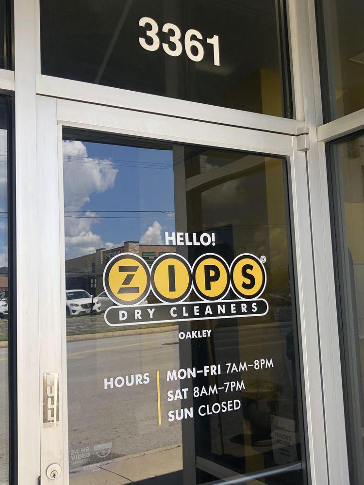 ZIPS Dry Cleaners - Cincinnati: 3361 Madison Rd., Cincinnati, OH