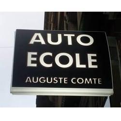 auto ecole auguste comte fahrschule 53 rue auguste. Black Bedroom Furniture Sets. Home Design Ideas