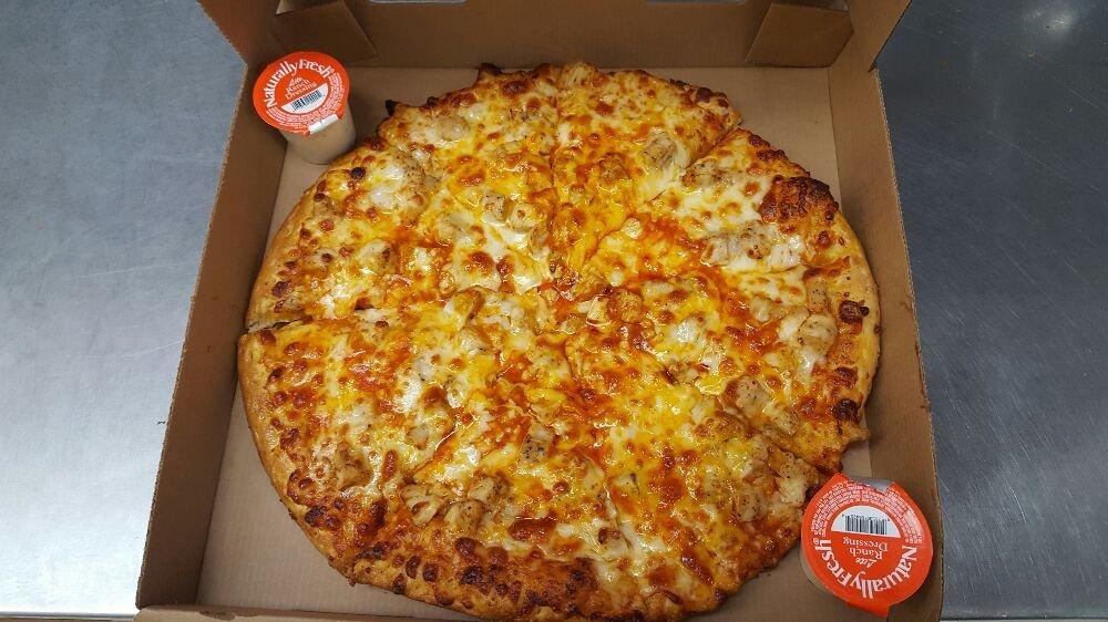 Fox's Pizza Den: 102 Holt-Collier Dr, Vicksburg, MS