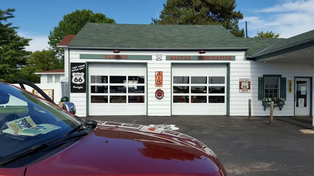 Route 66 Tire & Auto: 209 S Old Rte, Dwight, IL