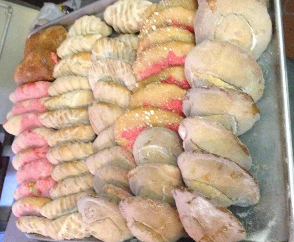 Panaderia La Paz: 1214 Market St, Colusa, CA
