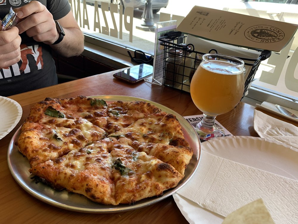Conversion Brewing: 833 S Main St, Lebanon, OR