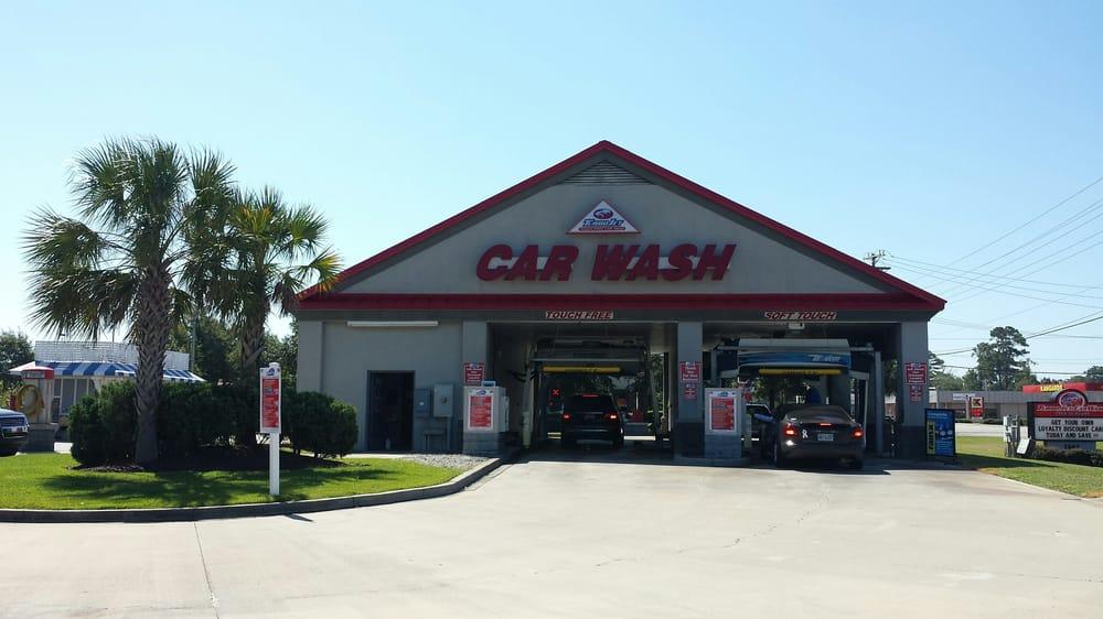 Car Wash Business  Myrtle Beach