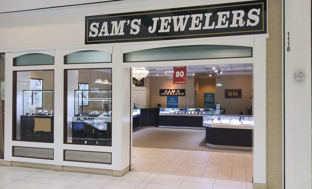 Sam's Jewelers: 1118 Newpark Mall, Newark, CA