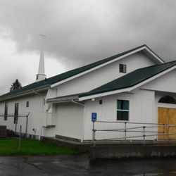 Photo Of Lifetime Exterior Solutions   Kent, WA, United States. Buckly  Church Before