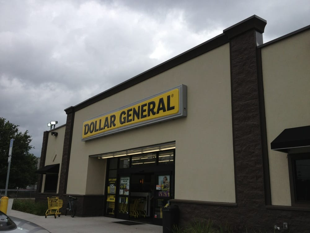 Dollar General: 9581 S Orange Ave, Orlando, FL