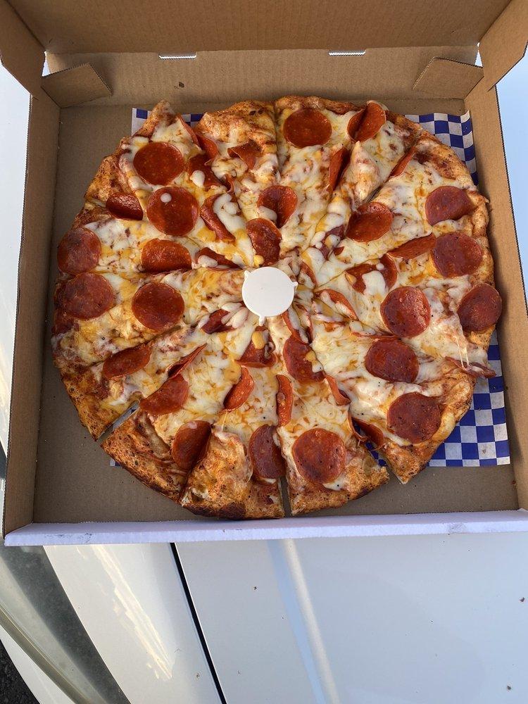 Brickology Pizza