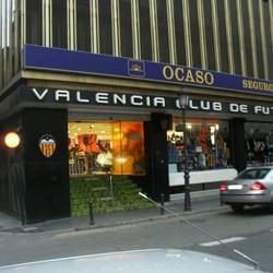 tienda oficial del valencia