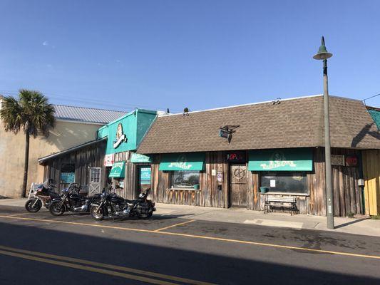 Harry's Bar and Discount Liquors near St. George Island in St. George Island, FL