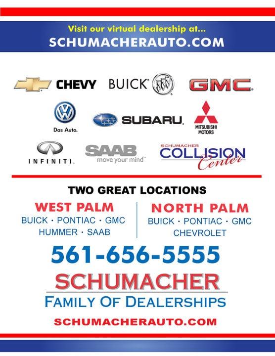Schumacher Mitsubishi West Palm Beach Fl