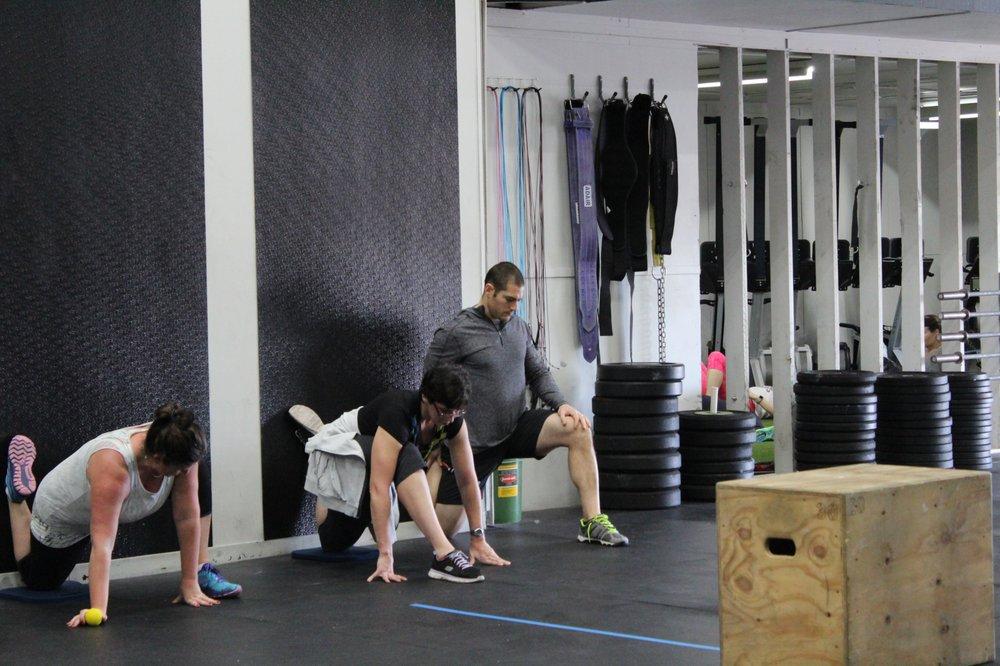 SHRED CrossFit: 7670 Commerce Pl, Plain City, OH
