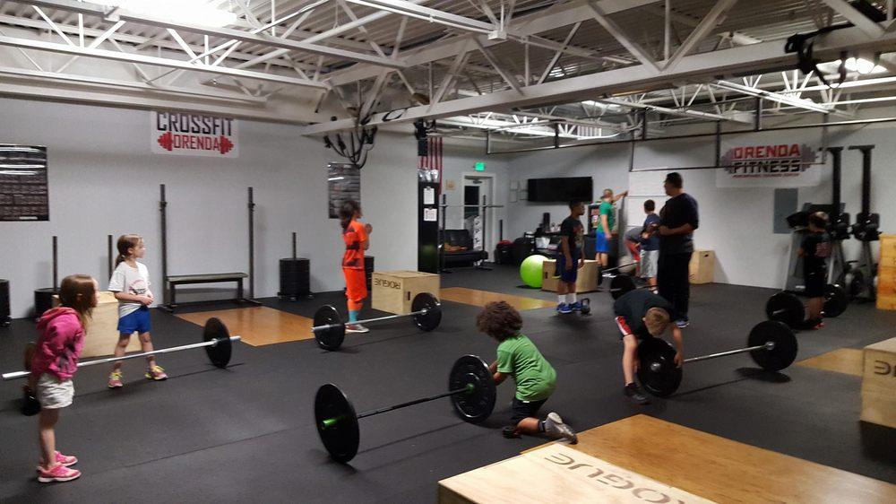 CrossFit Orenda: 3810 166th Pl NE, Arlington, WA