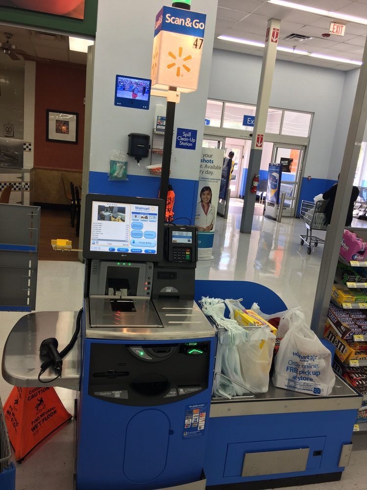 Yay They Just Opened The Self Checkout System For 20