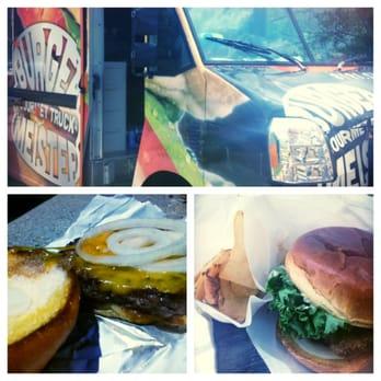 Burgermeister Food Truck Milwaukee