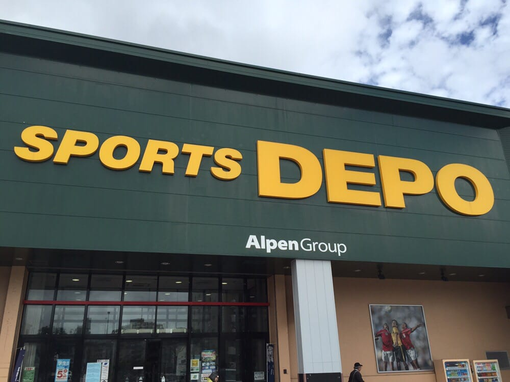 Sports Depot Newport on the Levee sports jerseys sports apparel.
