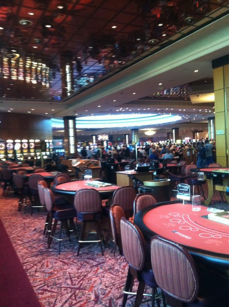 Foxwood casino grand pequot
