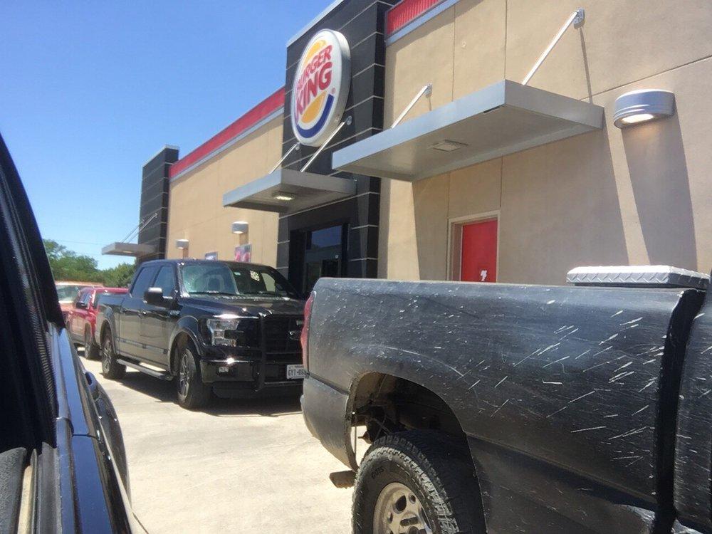 Burger King: 979 Main St, Bandera, TX