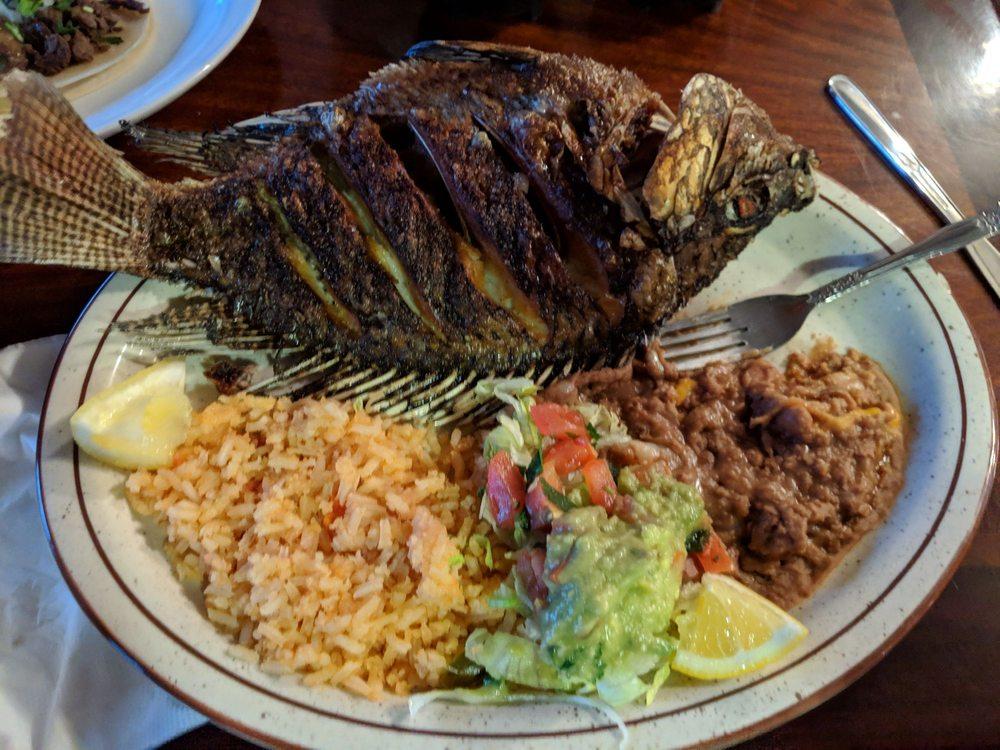 La Corona Mexican Restaurant: 1002 6th St, Orland, CA