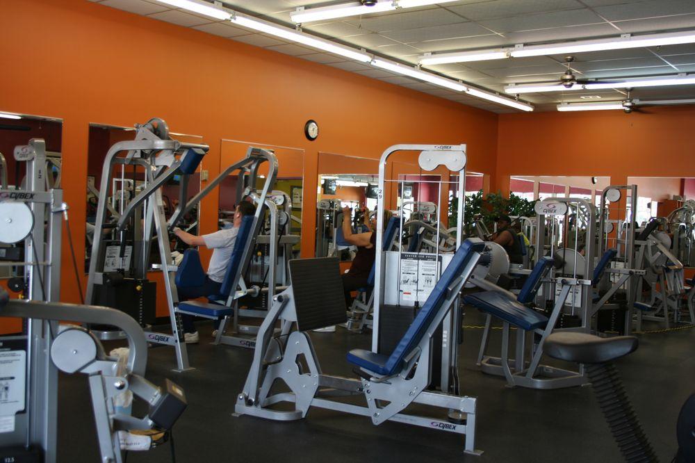 Riviera Fitness Center: 1548 Forestdale Blvd, Birmingham, AL