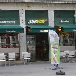 Restaurant Avenue Gambetta Lyon