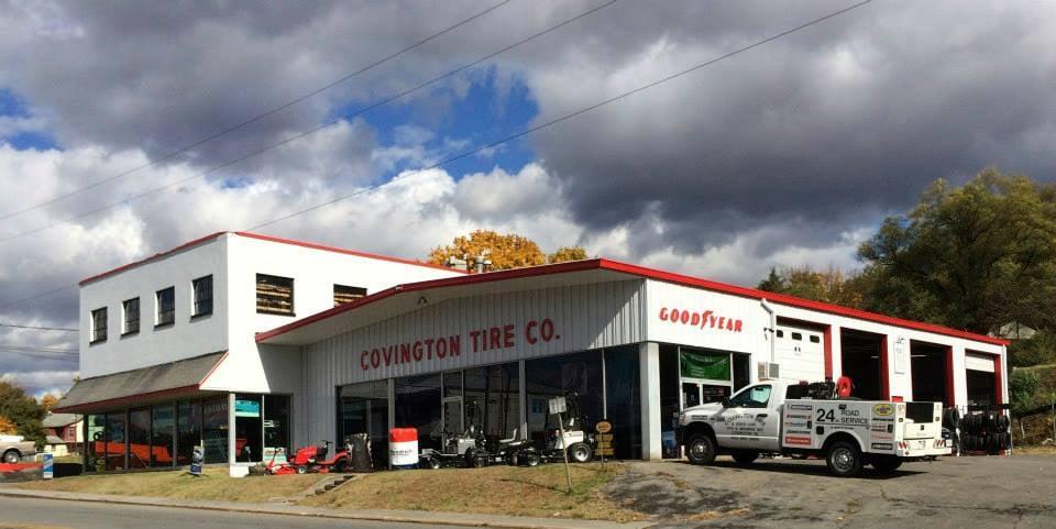 Covington Tire Pros: 1015 S Monroe Ave, Covington, VA