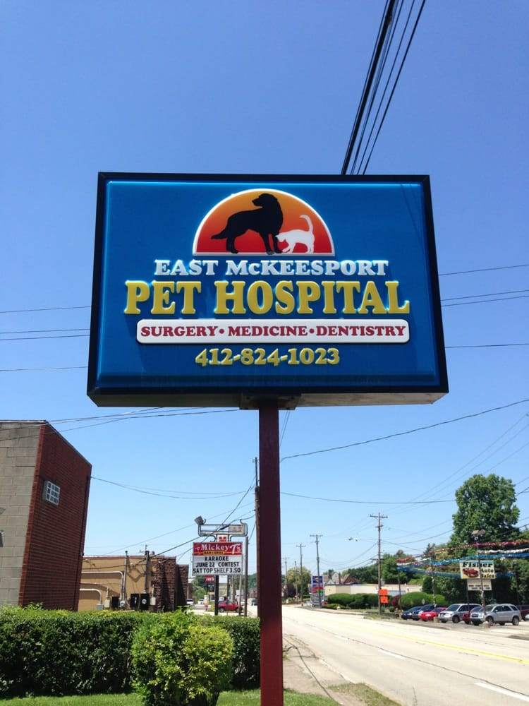 East McKeesport Animal Hospital: 1112 Lincoln Hwy, North Versailles, PA